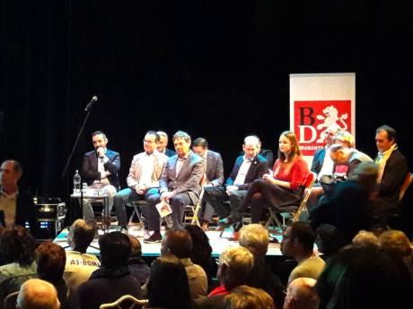 Drukbezocht slotdebat Tilburg: 'Het verkiezingsprogramma? Het gaat erom wat je in vier jaar dóet!'