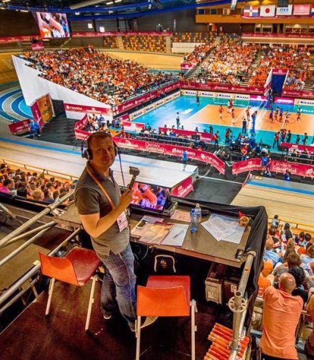 Olympisch-verslaggever Maarten Tip uit Enschede: 'Ik werd doorgegeven over Turkse hoofden'