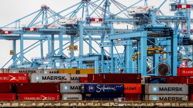 Rotterdamse haven blijft groeien, ondanks de coronapandemie
