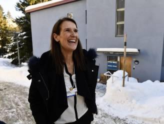 """Speeddaten met Sophie Wilmès in Davos: """"Nog eens 100 dagen premier in lopende zaken? Dat heeft dit land niet nodig"""""""