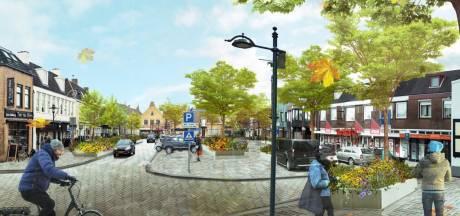 Markt Oud Gastel krijgt een nieuwe, gezonde herdenkingslinde