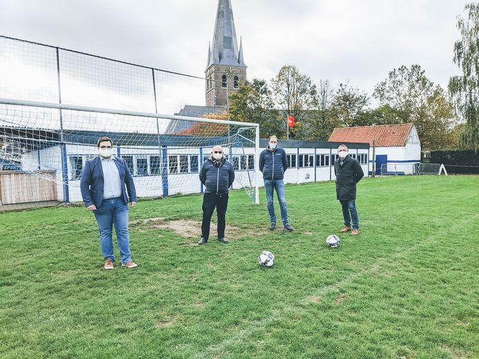Na jaren van onzekerheid kan de gemeente aan voetbalclub Sparta Wortegem een oplossing aanbieden.
