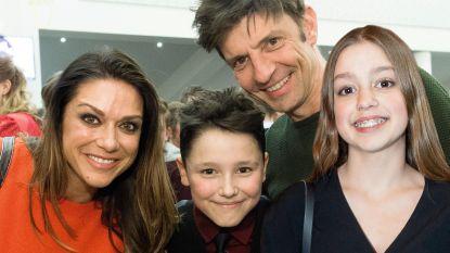 """Familie Wauters settelt zich in Gent: """"Zita en Nono hebben veel bekijks op school, maar dat betert wel als 't nieuwe eraf is"""""""