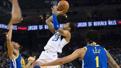 VIDEO. Dallas dient Golden State Warriors zwaarste nederlaag toe - Trae Young wint het ultiem voor Hawks