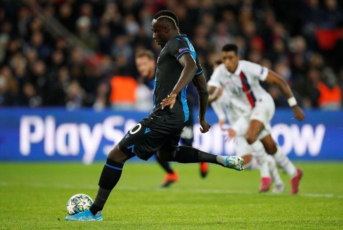 Club Brugge snoepte Diagne af van Anderlecht.