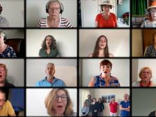 Volksliederen verbroederen Roosendaal en Bergen op Zoom