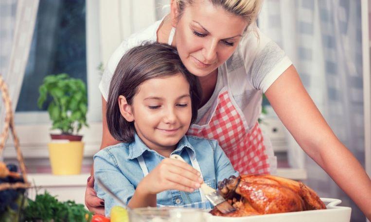 Zoet: deze kinderen leggen Thanksgiving perfect uit