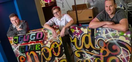 Deze jongeren op de Veluwe maken er samen iets van: 'Je kunt gaan rellen maar je kunt ook iets voor een ander doen'
