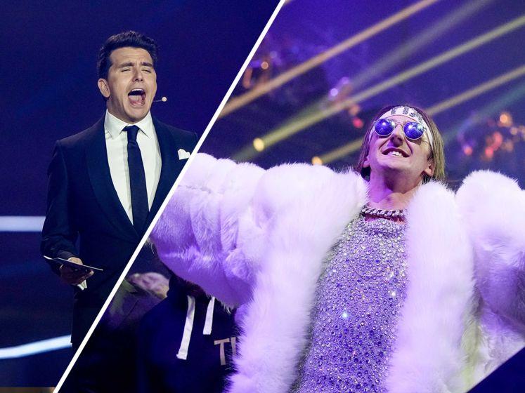 Dit was de eerste halve finale van het songfestival: 'Topshow'