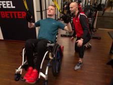 Carsten (22) na val van trampoline strijdvaardig vanuit zijn rolstoel: 'Doe er alles voor om te verbeteren'