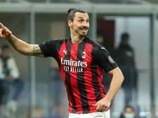Zlatan (39) weet niet van ophouden en verlengt contract bij AC Milan