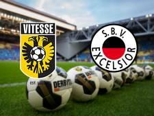 Vitesse en Excelsior openen eredivisiejaar 2019