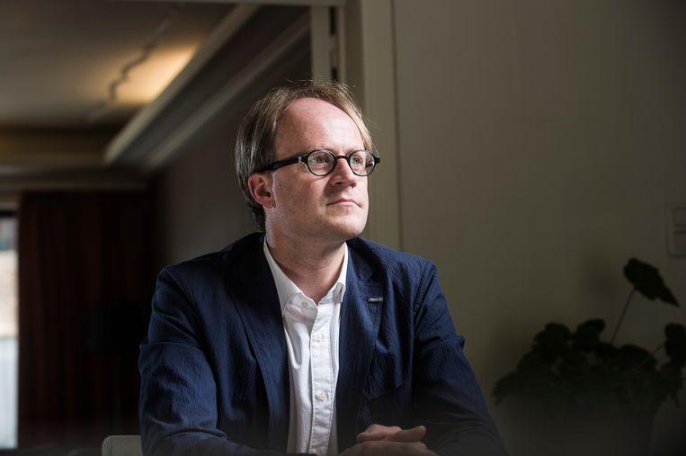 Patrick Loobuyck. Beeld Karel Duerinckx