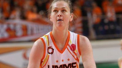 Emma Meesseman naar finale Final Four Euroleague