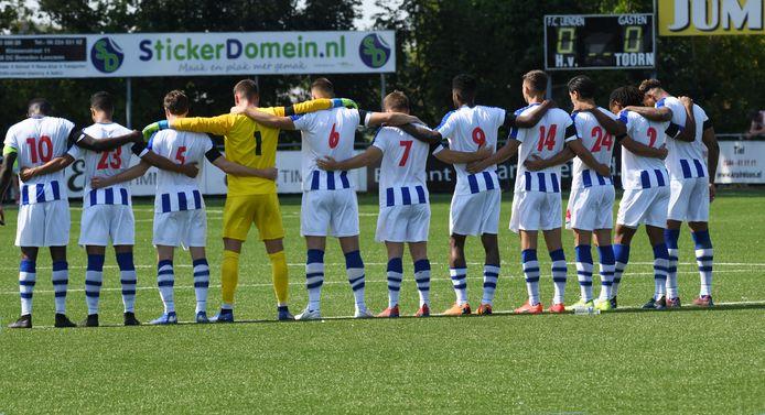 FC Lienden is naar alle waarschijnlijkheid bezig aan zijn laatste maanden in de top van het amateurvoetbal.