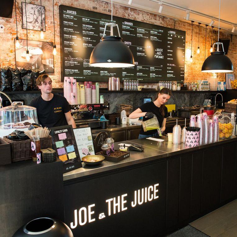 Joe & the Juice Beeld Mats van Soolingen