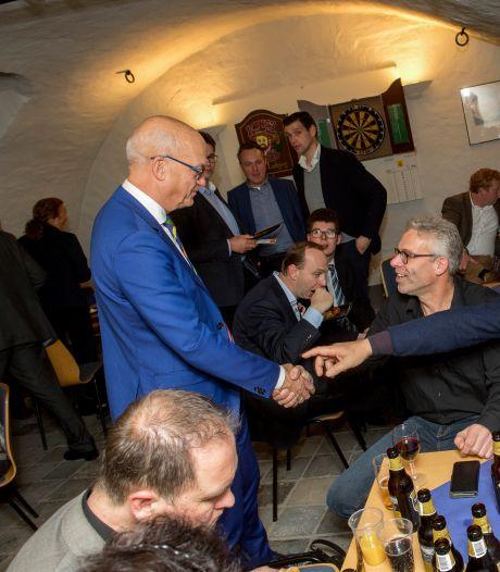 Harry de Vries waarnemend burgemeester in Scherpenzeel