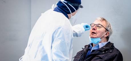 Opnieuw toename van aantal positieve coronatests in Rivierenland