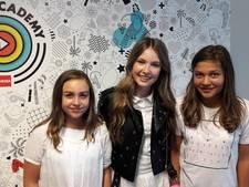 Rol van docent ligt vlogster Joy (14) uit Apeldoorn ook prima