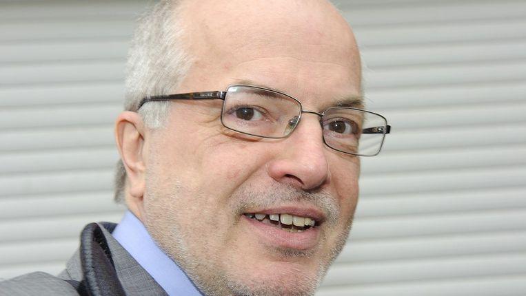 Adam Miskovic, de advocaat van Ronald Janssen. Beeld PHOTO_NEWS