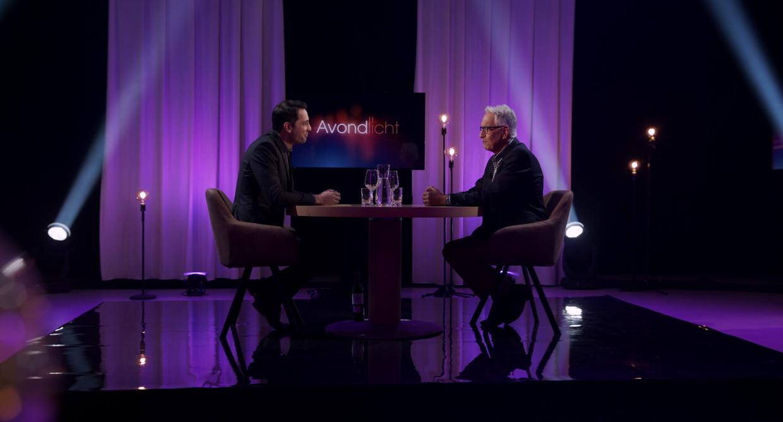 Sander van de Pavert interviewt Andries Knevel. 'Maar wat zou er gebeuren als ik ineens hard zou schreeuwen?'