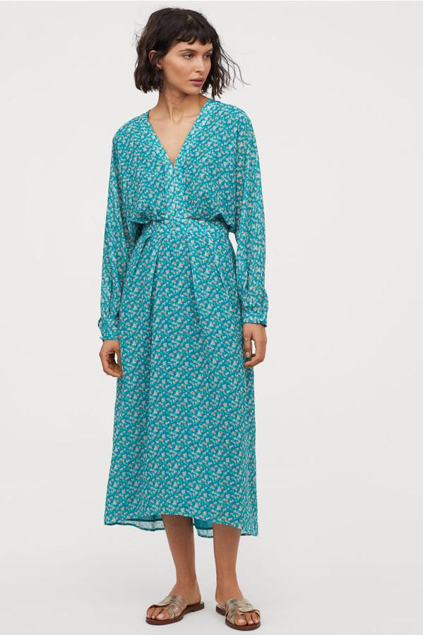 Robe longue - 35,99 euros au lieu de 59,99 euros.