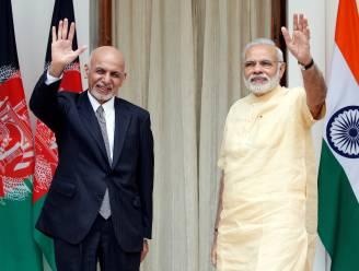 India belooft opnieuw miljard dollar hulp aan Afghanistan