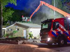 Italiaans restaurant in Tilburg loopt schade op bij brand