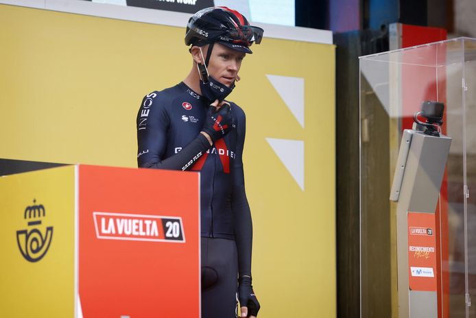 Chris Froome avait terminé deuxième de la Vuelta 2011, le déclassement de Juan José Cobo, lui a offert le sacre.