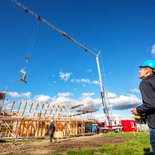 Coronacrisis dreigt woningnood erger te maken, nu nieuwbouw inzakt