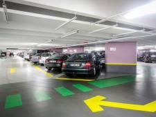 Populariteit ondergrondse parking 't Zand stilaan weer op niveau van 2019