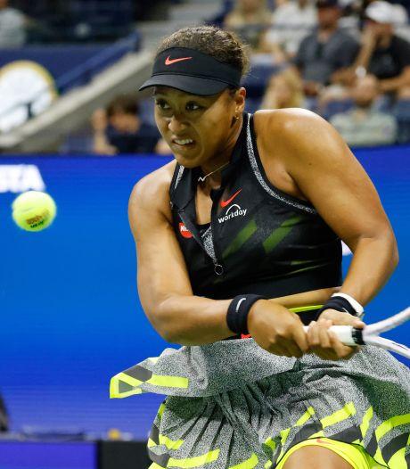 Osaka hervindt motivatie: 'Tennis nog steeds een prachtige sport'