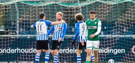 Samenvatting | Ongekende weelde voor FC Eindhoven met vijf treffers