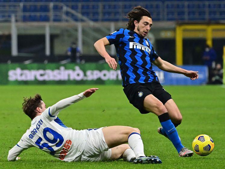 De Vrij en Inter kunnen Scudetto al bijna ruiken