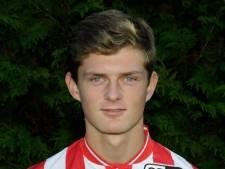 Olivier Aertssen niet in definitieve selectie Oranje onder 16