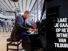 Op station Tilburg klinkt voor het eerst pianospel: 'Een wachtverzachter'