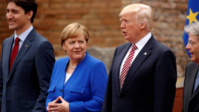 "G7: ""We verdubbelen inspanningen tegen terrorisme"""