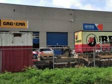 Ruzie op bedrijventerrein in Ede loopt uit de hand: persoon gewond naar ziekenhuis, man (30) opgepakt