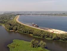 Er zit voorlopig meer dan genoeg drinkwater in de spaarbekkens van de Biesbosch