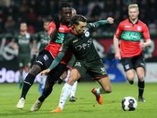 Sparta speelt gelijk in Nijmegen dankzij late treffer Harroui