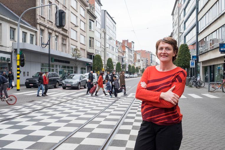 Districtsvoorzitter Marij Preneel werkt aan een bestuursakkoord met PVDA en sp.a
