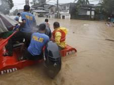 Une fillette meurt noyée lors d'une tempête tropicale aux Philippines