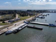 'Gifschepen' mogen spoedig lossen in Kampen, al weten schippers nog van niks