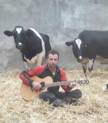 Nederland luistert massaal naar protestlied 'Boerenverstand' van boer Arno uit Dijkerhoek
