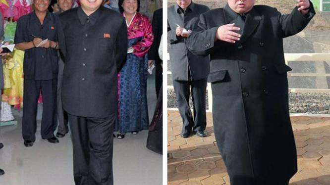 Ook dictators lusten wel een hapje: Kim Jong-un is 38 kilo verdikt in vier jaar