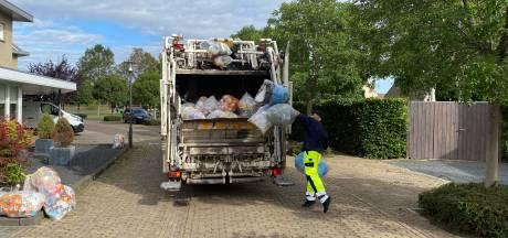 Moet inwoner Berg en Dal zelf aan de wandel met de vuilniszakken?