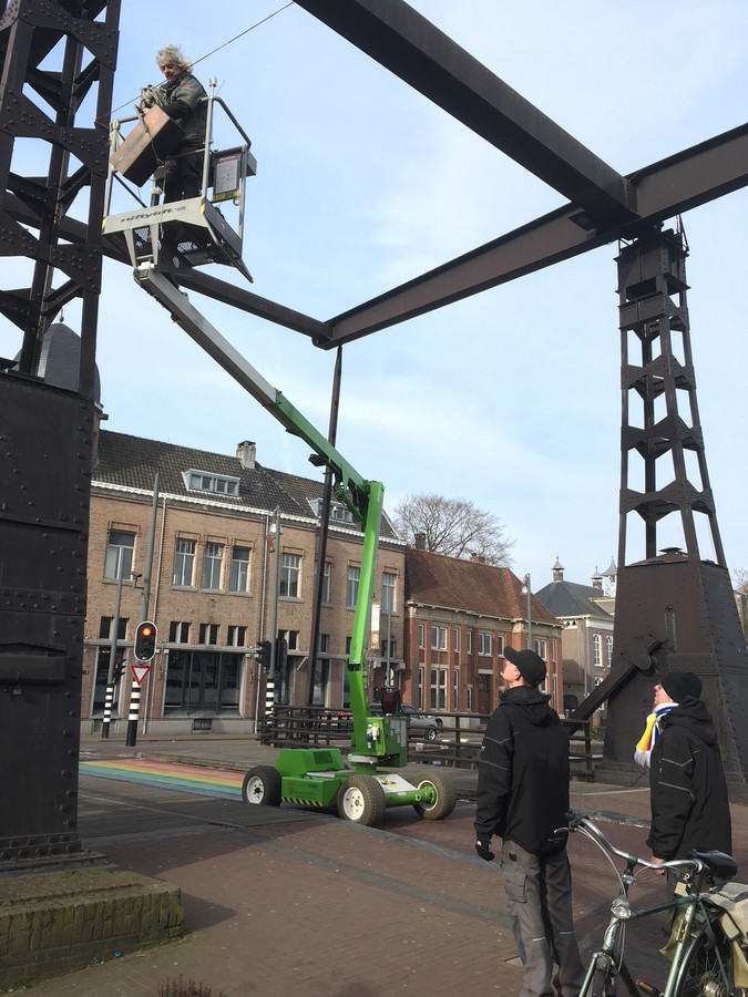 Voorbereidingen carnaval Helmond in volle gang | Foto | ed.nl
