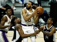 Kampioen LA Lakers zakt zonder James en Davis steeds verder weg