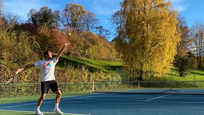 """""""Back to work"""": Federer hervat training na maandenlange revalidatie"""