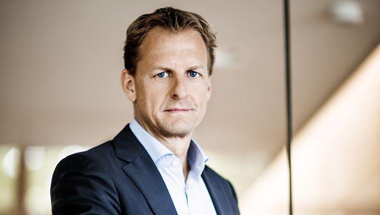 Jeroen Wils van VTM-programma 'De Kroongetuigen'. Beeld rv
